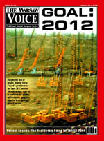The Warsaw Voice 2008-11-12