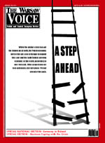 The Warsaw Voice 2009-04-08