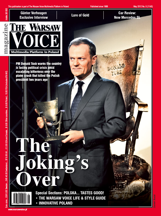 The Warsaw Voice 2012-04-26