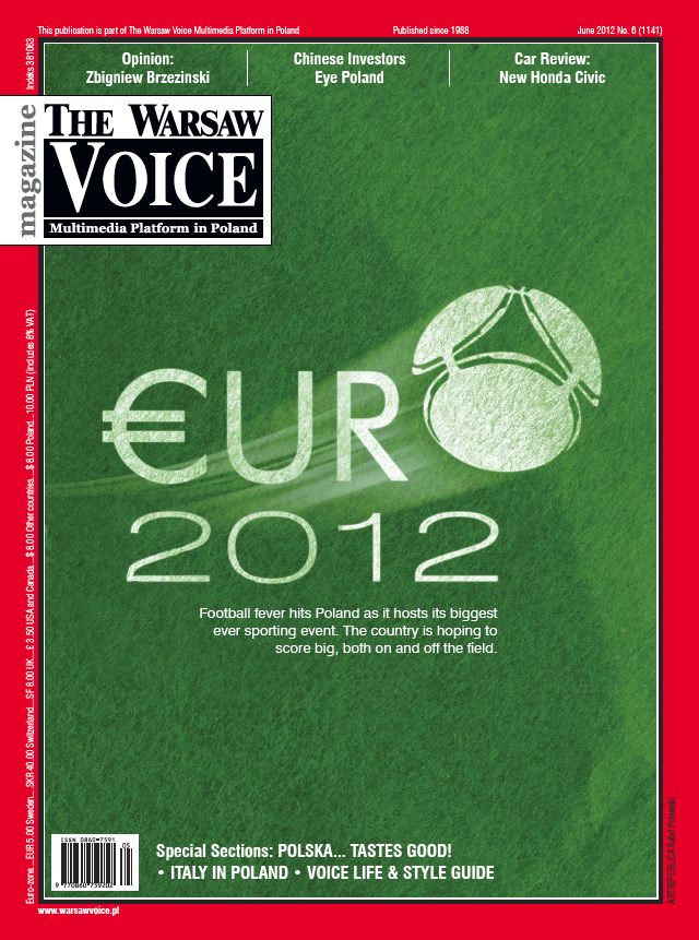 The Warsaw Voice 2012-05-31