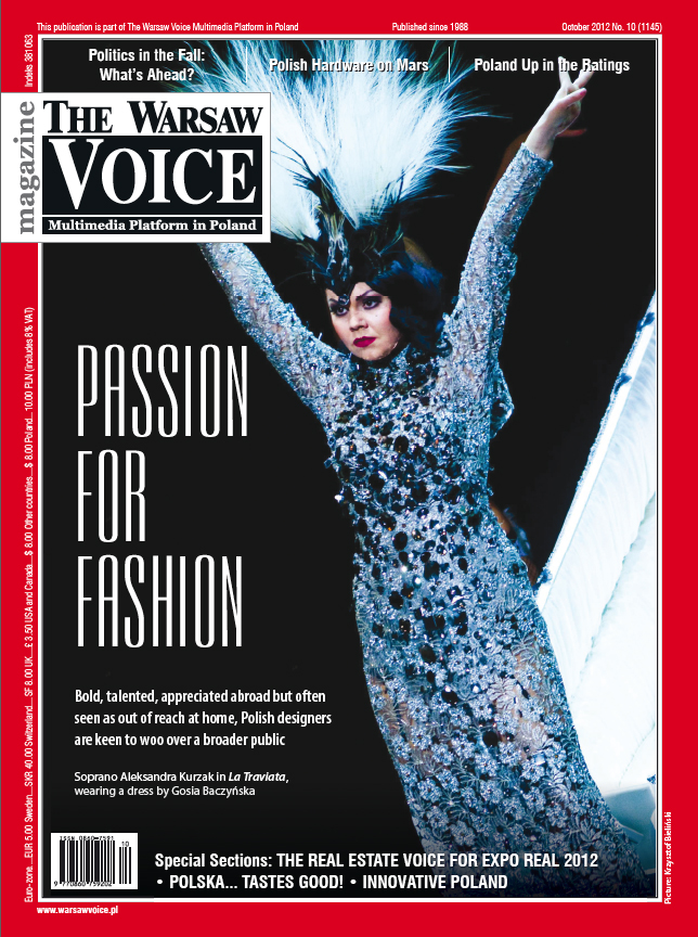 The Warsaw Voice 2012-09-28