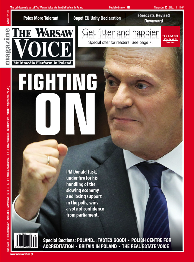 The Warsaw Voice 2012-10-26