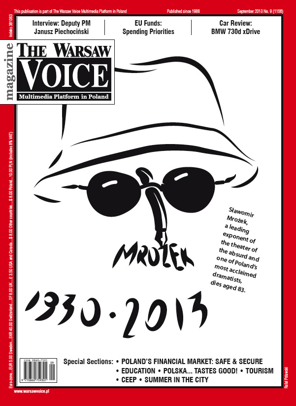 The Warsaw Voice 2013-08-29