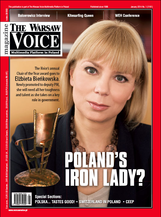 The Warsaw Voice 2013-12-19