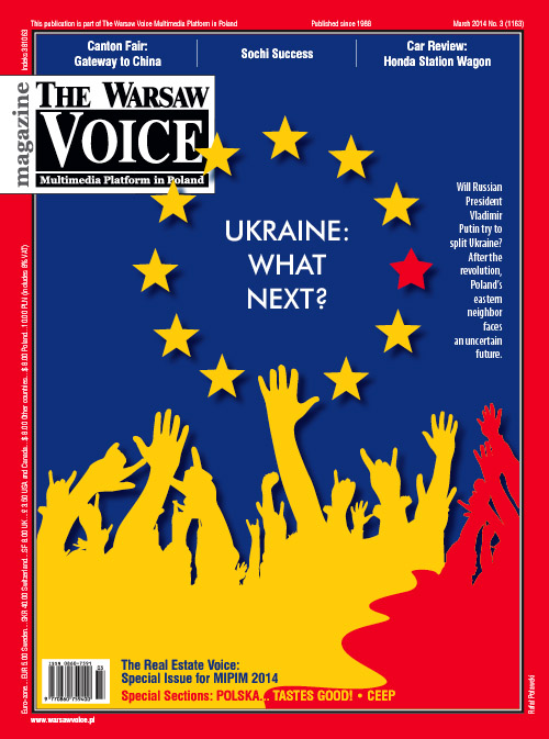 The Warsaw Voice 2014-03-03