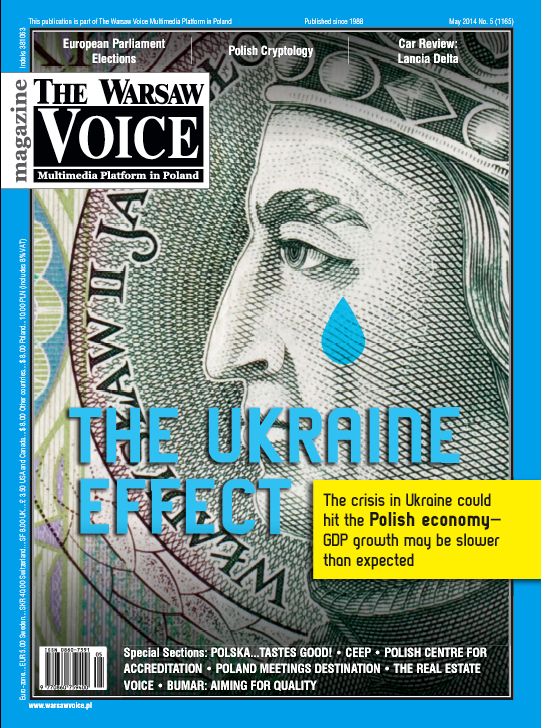 The Warsaw Voice 2014-04-30