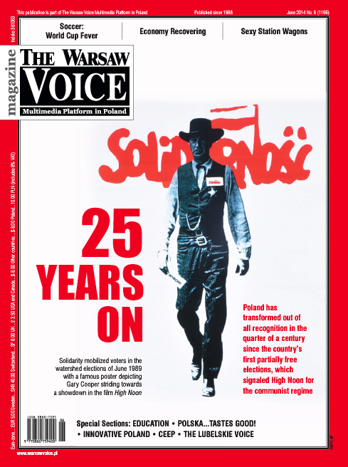 The Warsaw Voice 2014-06-03