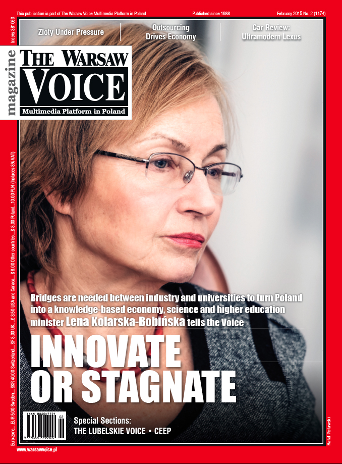 The Warsaw Voice 2015-01-28