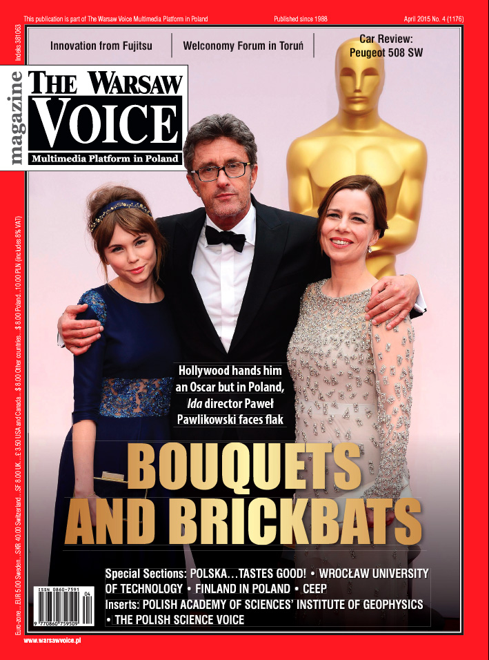 The Warsaw Voice 2015-03-31