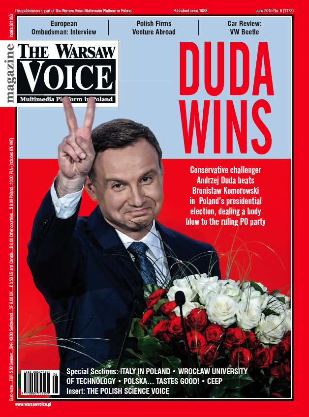 The Warsaw Voice 2015-06-03