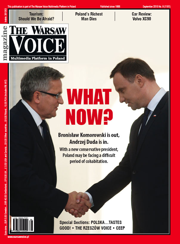 The Warsaw Voice 2015-08-28